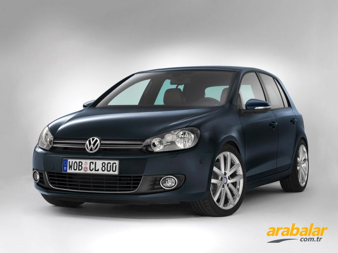 2012 Volkswagen Golf 1.4 TSI ACT BMT Highline DSG