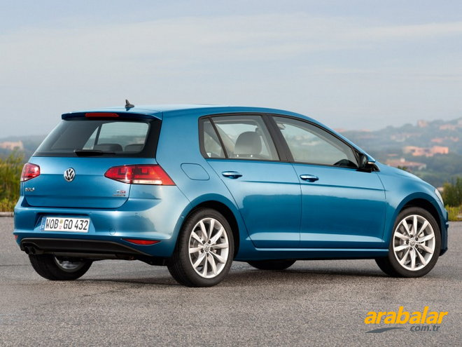2015 Volkswagen Golf 1.2 TSI Midline Plus