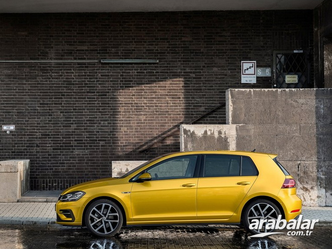 2018 Volkswagen Golf 1.0 TSI Highline DSG