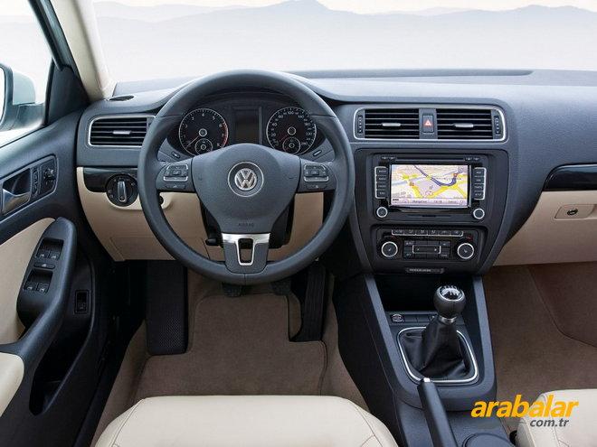 2014 volkswagen jetta 1.2 tsi trendline - arabalar.tr