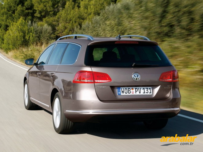 2011 Volkswagen Passat Variant 1.6 CR TDI BlueMotion Technology Highline