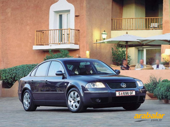 2001 Volkswagen Passat 2.3 V5 4Motion Highline