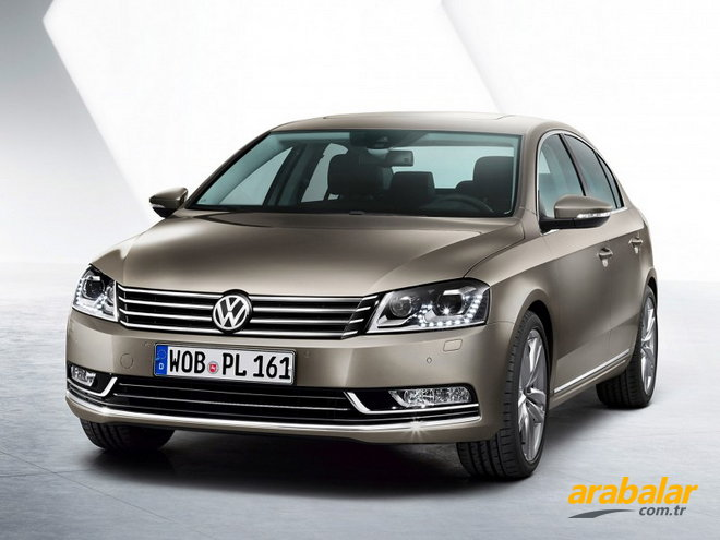 2013 Volkswagen Passat 1.4 TSI BlueMotion Highline Tiptronic
