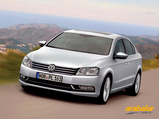 2014 Volkswagen Passat 1.4 TSI BlueMotion Technology Highline DSG