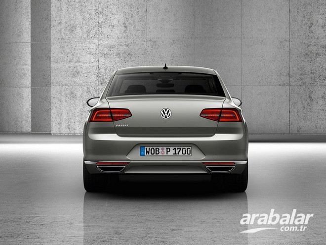 2018 Volkswagen Passat 1.4 TSI Highline DSG 150 PS