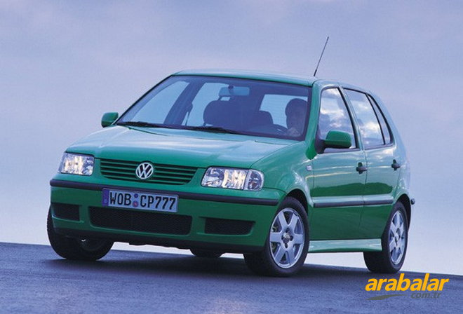 1999 Volkswagen Polo 1.4 75 Highline Otomatik