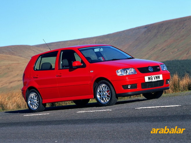 1999 Volkswagen Polo 3K 1.4 Highline