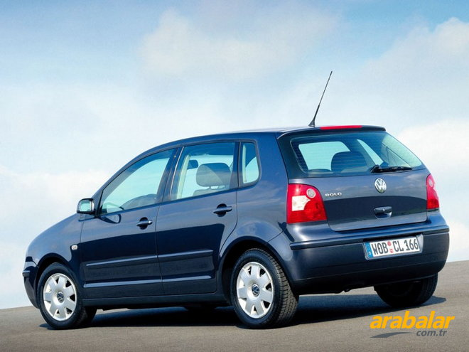 2002 Volkswagen Polo 3K 1.4 Highline