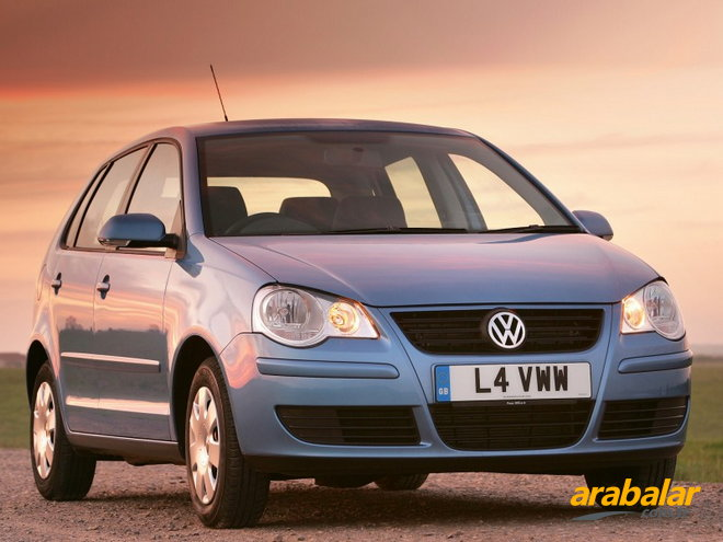 2005 Volkswagen Polo 1.4 75 PD TDI Highline