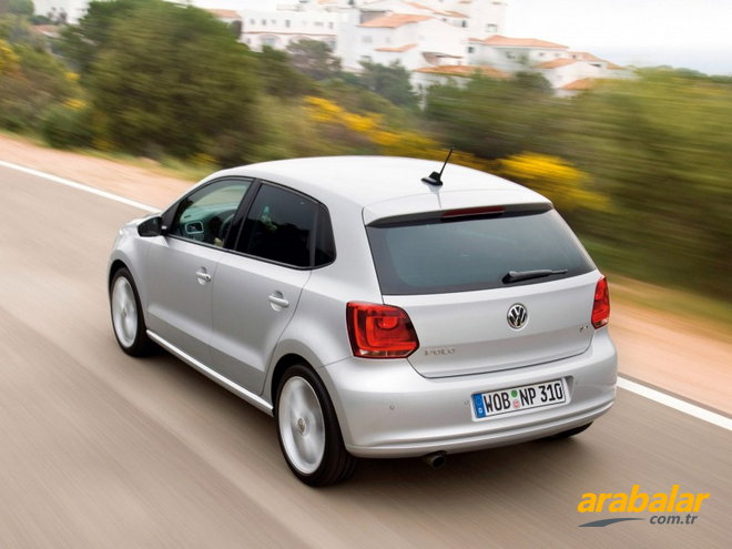 2013 Volkswagen Polo 1.4 80 CrossPolo Tiptronic
