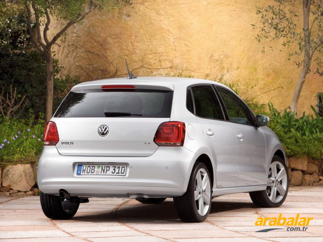 2012 Volkswagen Polo 1.4 TDI Tour 80 HP