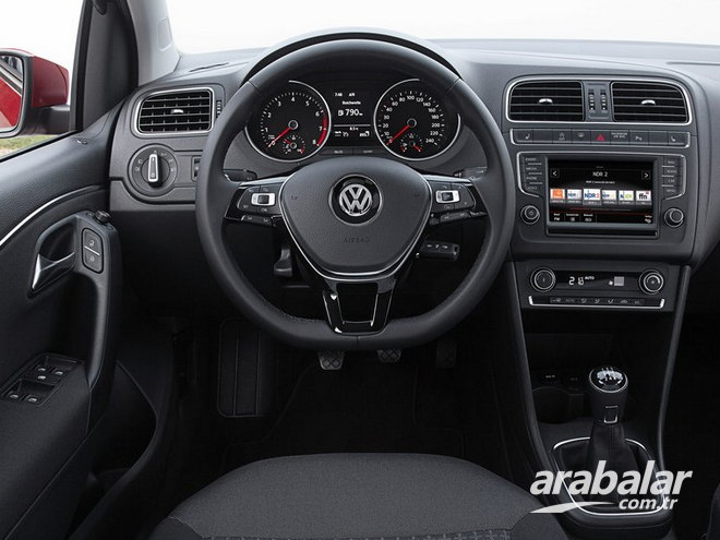2015 Volkswagen Polo 1.4 TDI Bluemotion