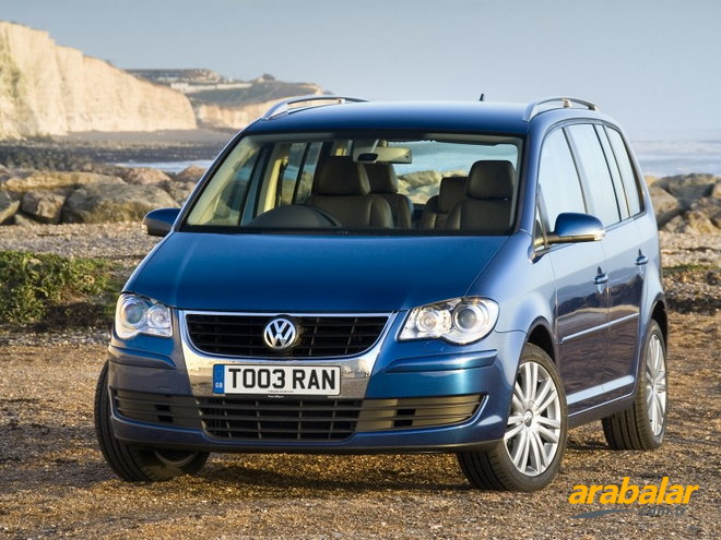 2007 Volkswagen Touran 1.9 TDI Highline