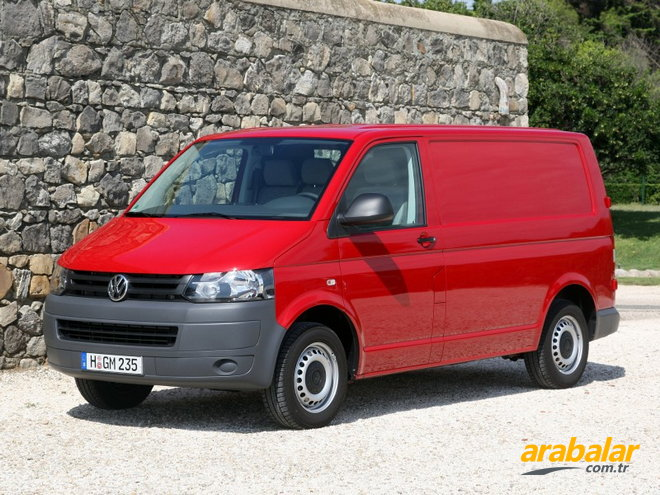 2014 volkswagen transporter city van 2.0 tdi 140 ps - arabalar.tr