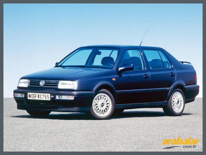 1996 Volkswagen Vento 1.6 CL Business