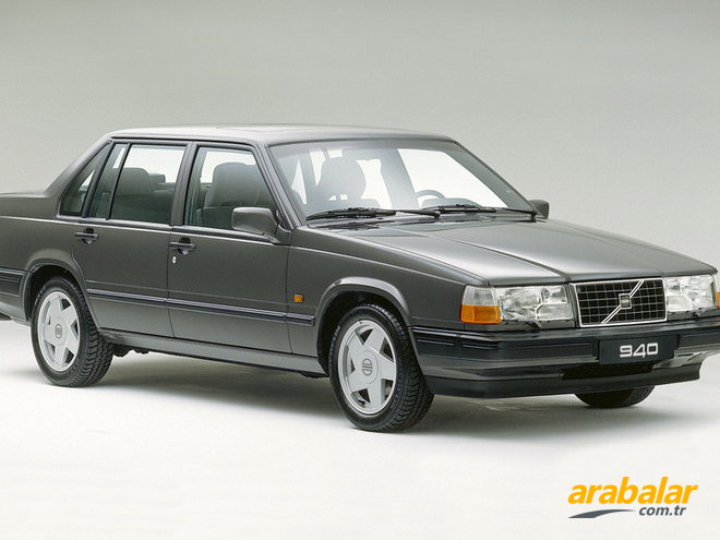 1991 Volvo 940 2.3 Turbo