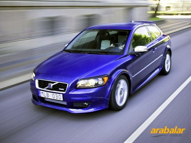 2008 Volvo C30 2.4i Sports Edition Geartronic