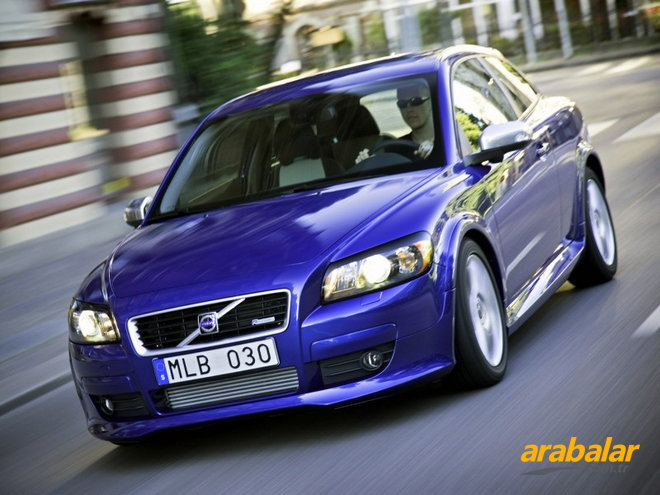 2009 Volvo C30 2.0 D Sports Powershift