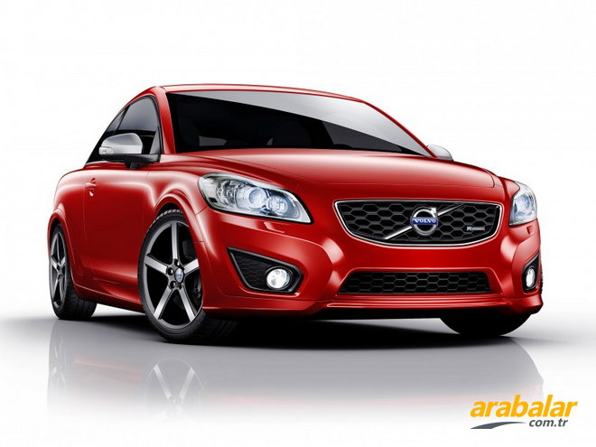 2011 Volvo C30 2.0 D Advance Geartronic