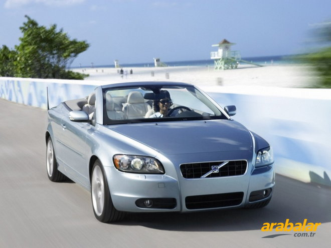 2007 Volvo C70 2.4i Geartronic