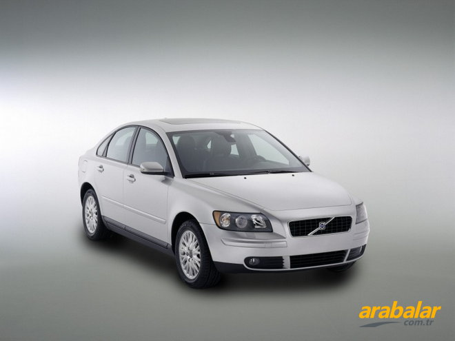 2007 Volvo S40 2.5 T5 AWD Dynamic Edition