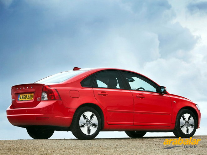 2009 Volvo S40 1.6 D Dynamic Edition