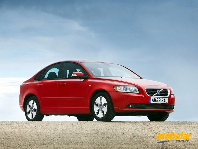 2009 Volvo S40 1.6 Dynamic Edition