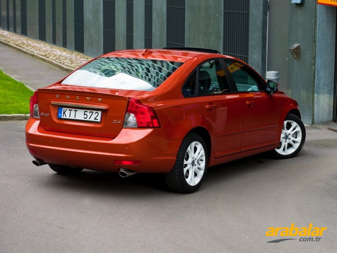 2012 Volvo S40 1.6 D Drive