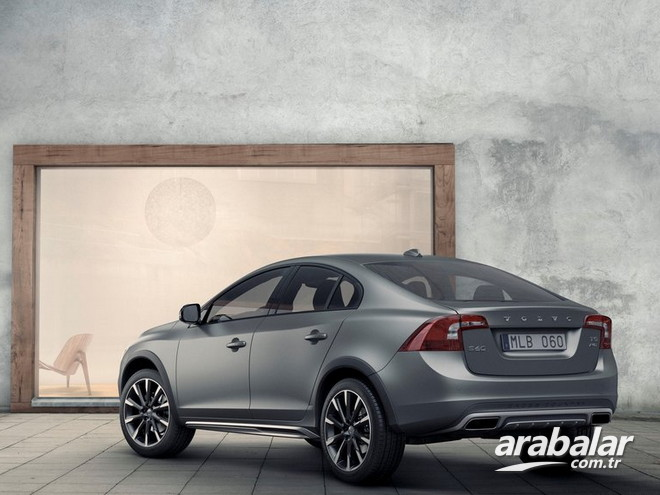 2015 Volvo S60 Cross Country 2.0 D4 Advance