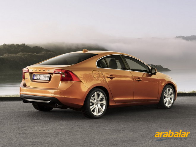 2011 Volvo S60 2.0 D Advance Otomatik