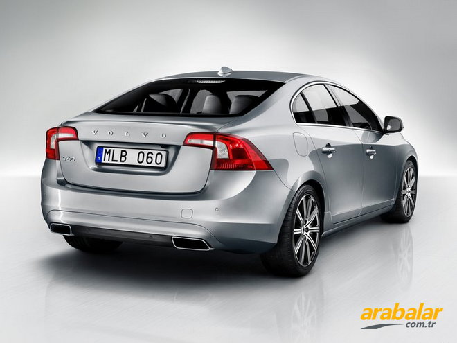 2016 Volvo S60 1.6 D2 Advance