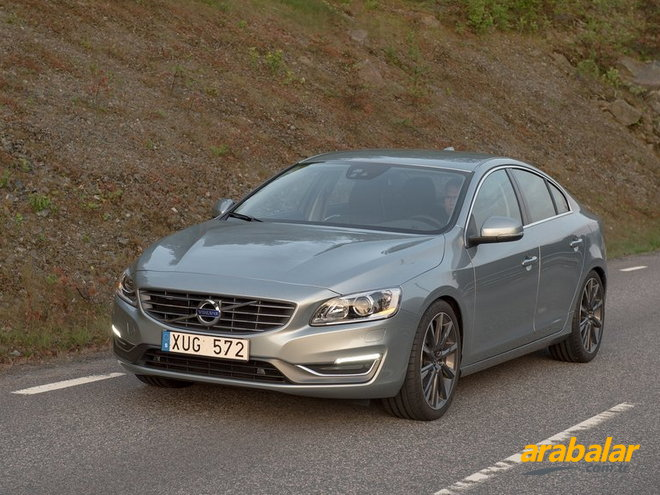 2015 Volvo S60 1.6 D2 Advance
