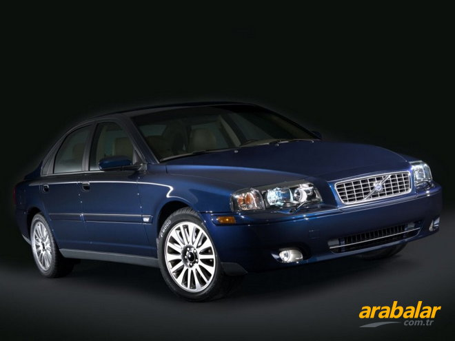 2004 Volvo S80 2.9 T6 Executive 4AT