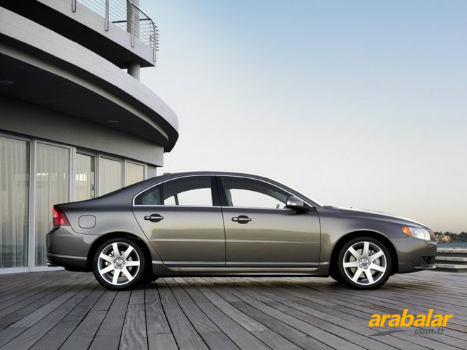 2008 Volvo S80 4.4 AWD Executive Geartronic