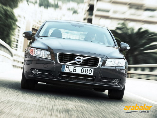 2011 Volvo S80 2.4 D D5 AWD Advance Geartronic