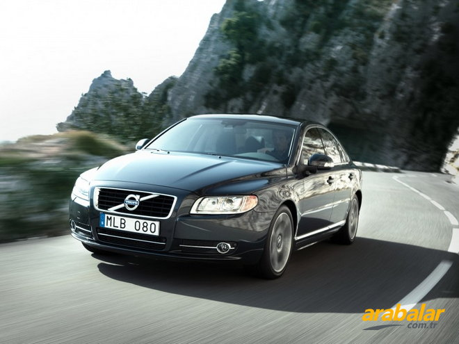 2012 Volvo S80 3.0 T6 AWD Advance Geartronic