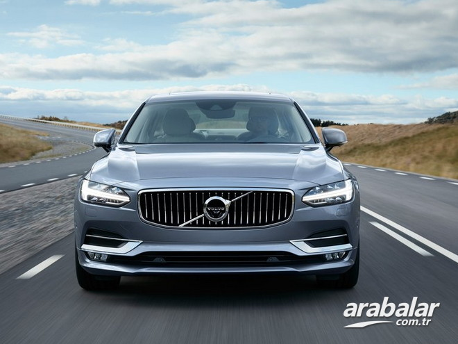 2016 Volvo S90 2.0 D Inscription