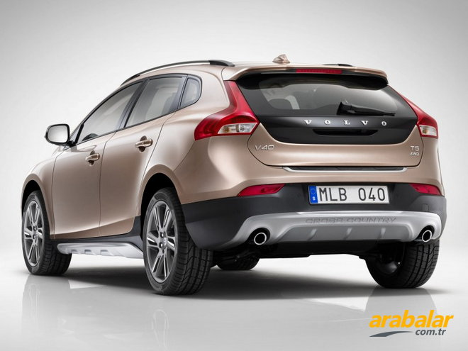 2012 Volvo V40 Cross Country 2.0 T5 AWD Advance Geartronic