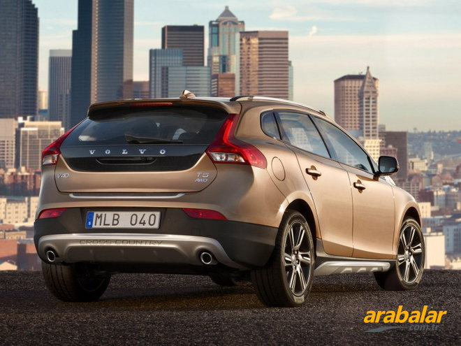 2016 Volvo V40 Cross Country 1.5 T3 Advance