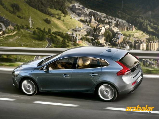 2014 Volvo V40 1.6 D D2 Powershift