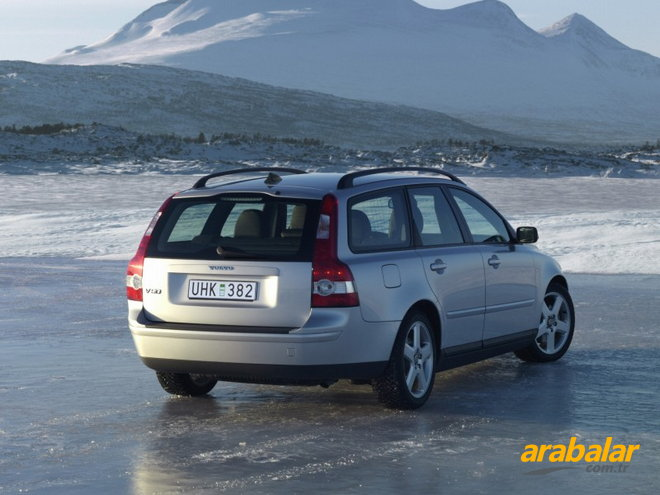 2007 Volvo V50 2.0 D Dynamic Edition
