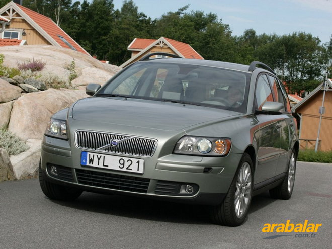 2007 Volvo V50 2.5 T5 Dynamic Edition Geartronic