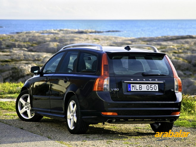 2008 Volvo V50 2.0 D Dynamic Edition