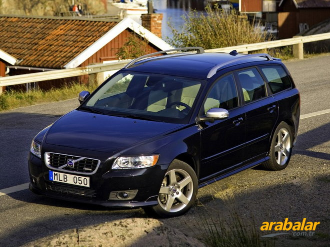 2008 Volvo V50 1.6 D Dynamic Edition