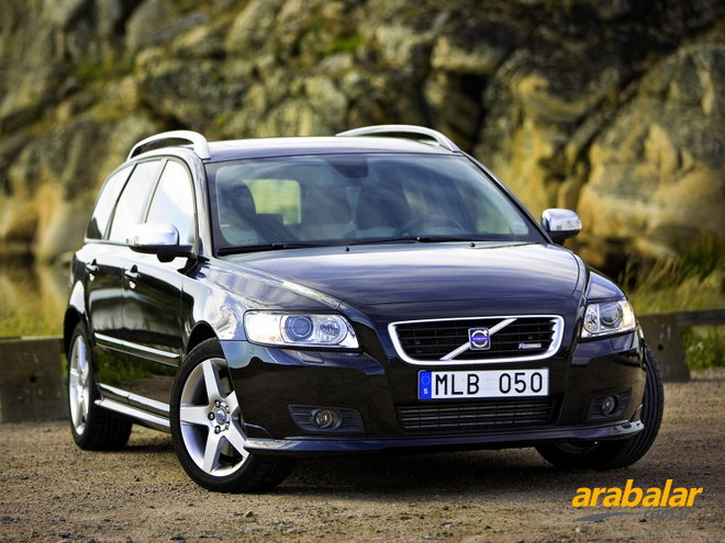 2009 Volvo V50 1.6 Dynamic Edition