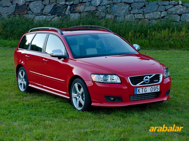 2012 Volvo V50 2.0 D D4 Geartronic