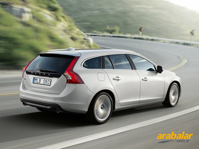 2012 Volvo V60 2.0 T5 Powershift