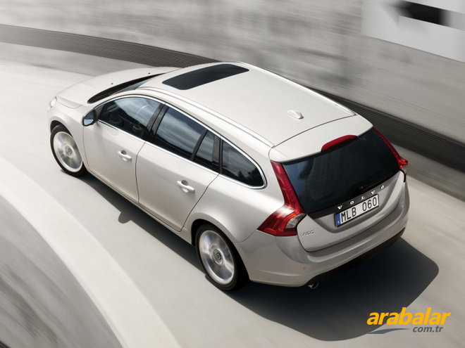 2012 Volvo V60 1.6 D D2 Drive R-Design Powershift