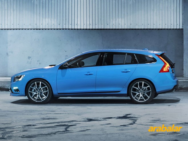 2014 Volvo V60 2.0 T5 Advance Geartronic