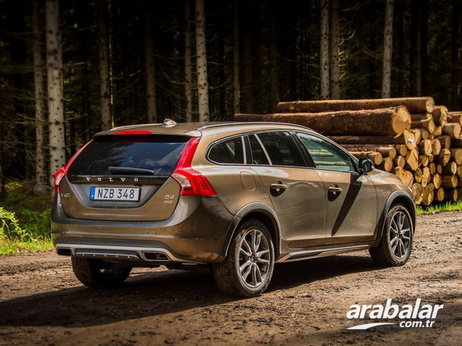 2015 Volvo V60 Cross Country 2.0 D4 Advance